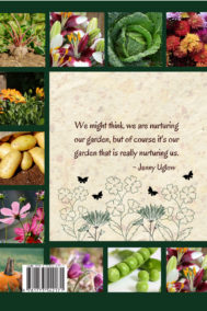 Back Cover of Alex Tayler's Gardening Journal