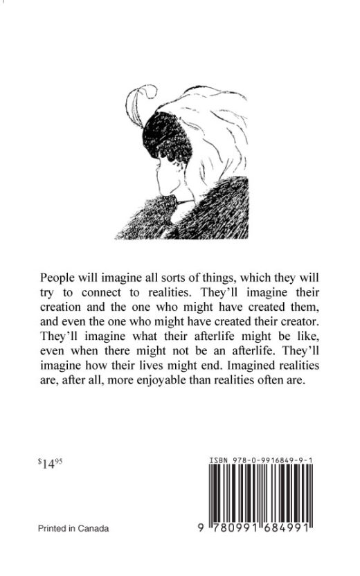 Imagined Realities by Arthur O.R. Thormann Back Cover