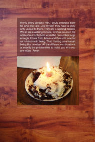 Back Cover of Now Who Will Bake my Cake by Annette Waskul