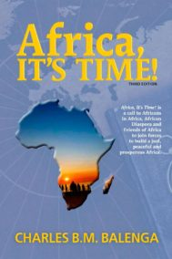 africa, it's time by charles balenga front cover