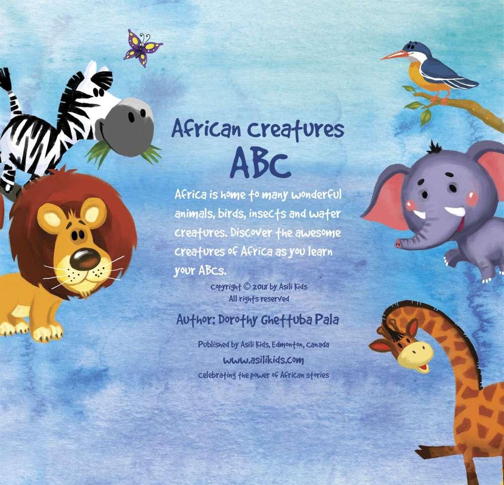 AfricanAnimals ABC