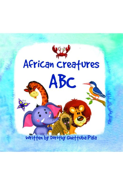 african creatures abc by asili kids full cover