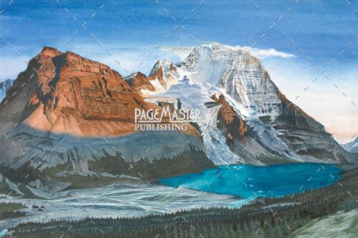 Mt. Robson by Brian Doran on PageMaster Publishing
