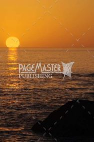 Sunset at Big Sur by Bruce Deacon on PageMaster Publishing