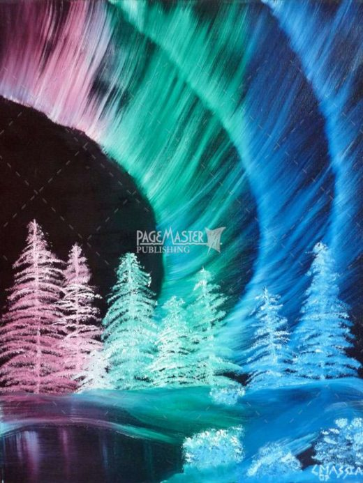 Northern Lights by Crystal Fisher on PageMaster Publishing