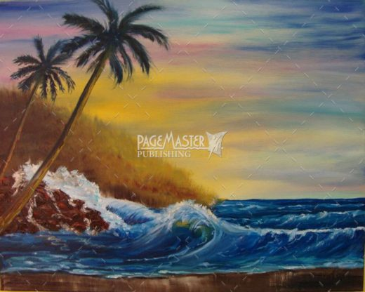 Palm Tree by Crystal Fisher on PageMaster Publishing