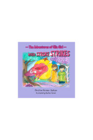 Full Front Cover of The Adventures of Glia Girl: When Stroke Strikes by Christine Holubec-Jackson