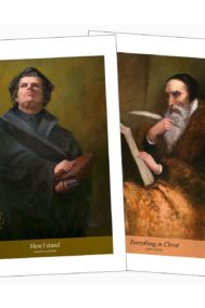 500 years of reformation poster set