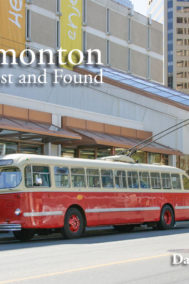 front cover of edmonton: lost and found by david aaron