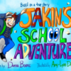 Jakin's School Adventure (Large Format) by Donna Boone Front Cover