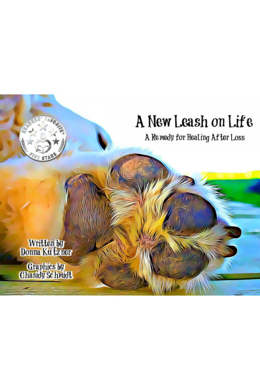 A new leash of life - front cover