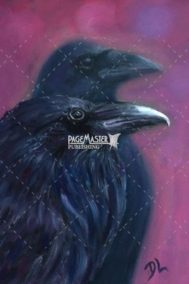 Two Ravens by Debbie Lemoine on PageMaster Publishing