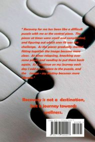 Recovery Poetry Anthology back cover