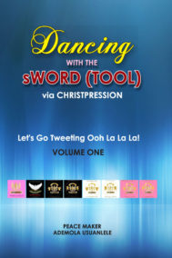 Dancing With The Sword by Ademola Usuanlele Front Cover