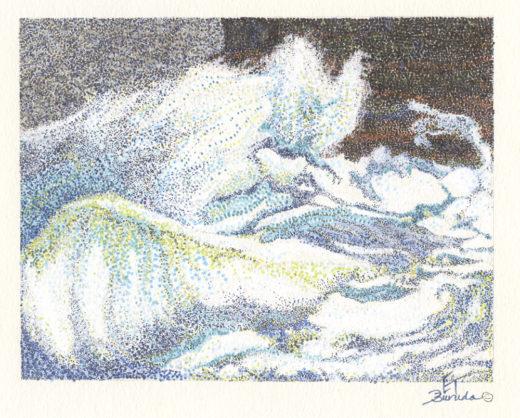 Ocean Alive by Elaine Tsuruda on PageMaster Publishing