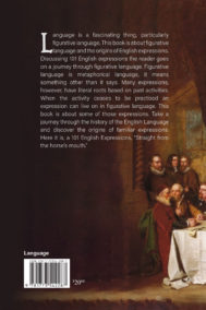 Back Cover of 101 English Expressions by Glenn Gray