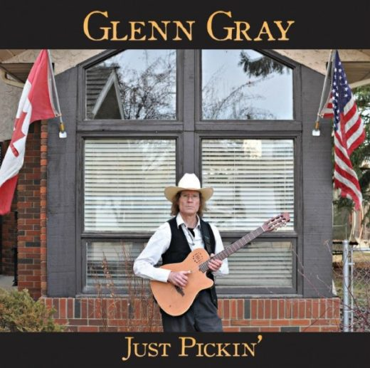 Just Pickin' by Glenn Gray Front Cover