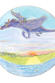 Dragon Journey by Heide Muller-Haas on PageMaster Publishing