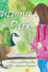 "The front cover of ""Autumn in the Park"" by Helen Mahoney"