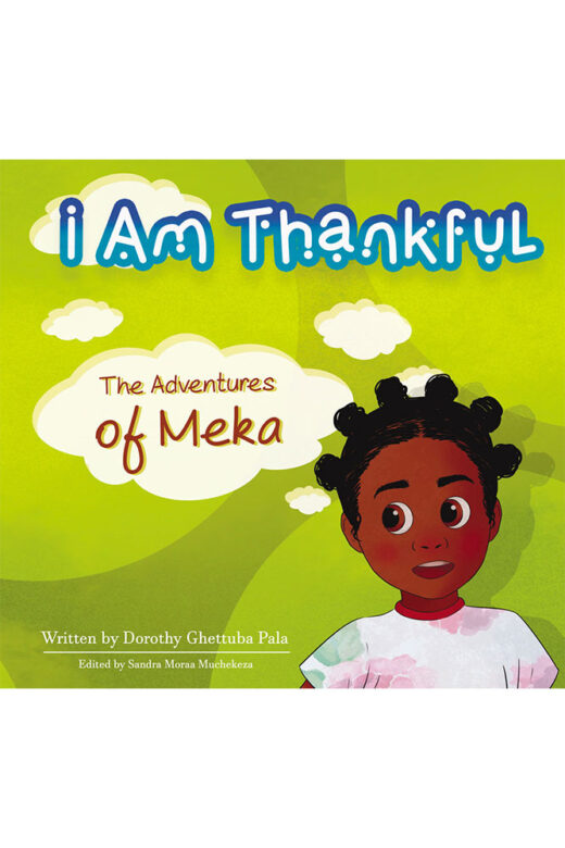 I am thankful front cover