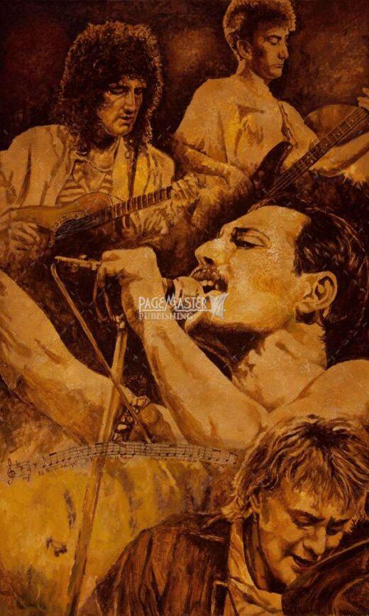 We Will Rock You by Igor Postash on PageMaster Publishing