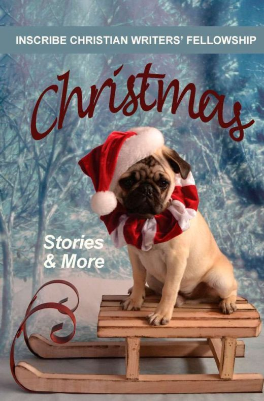 The front cover of Christmas: Stories and More by InScribe Christian Writers' Fellowship