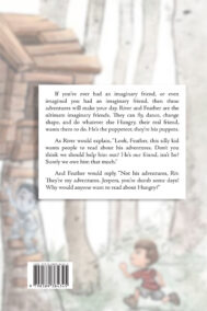 Back Cover of Adventures of the Imaginary Brothers
