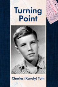 front cover of turning point by charles toth
