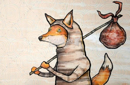 Fox Trot by Jared Robinson on PageMaster Publishing