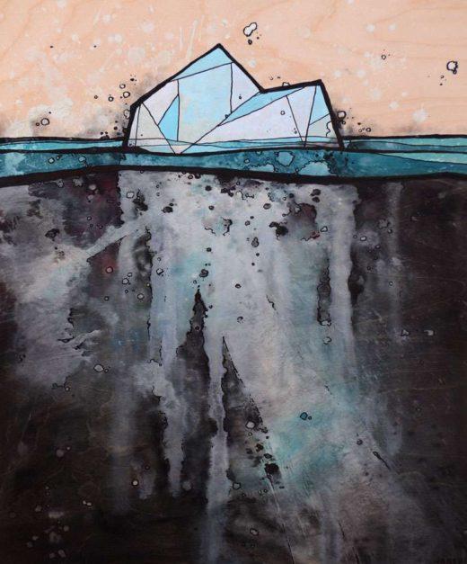 Iceberg by Jared Robinson on PageMaster Publishing