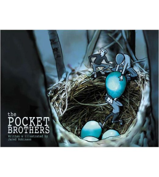 The Pocket Brothers by Jared Robinson