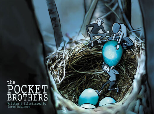 Pocket Brothers by Jared Robinson