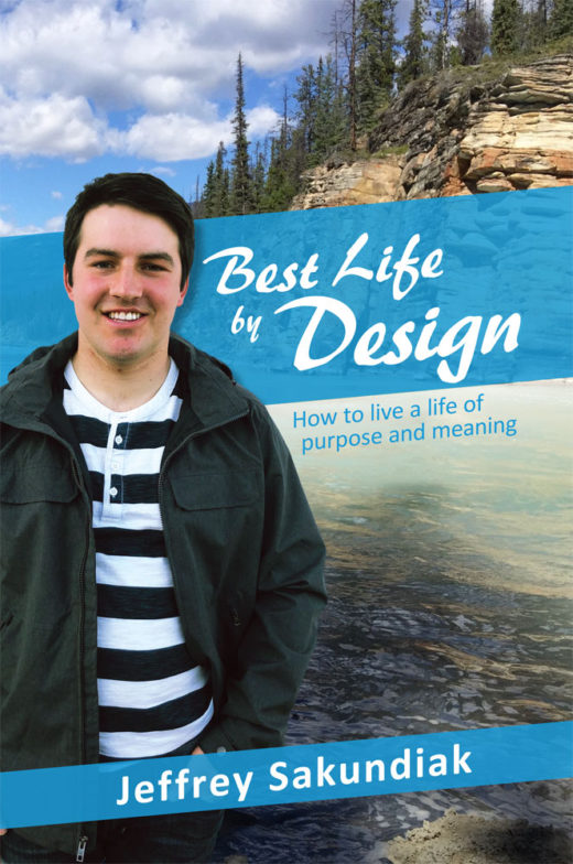 front cover of best life by design by jeffrey sakundiak