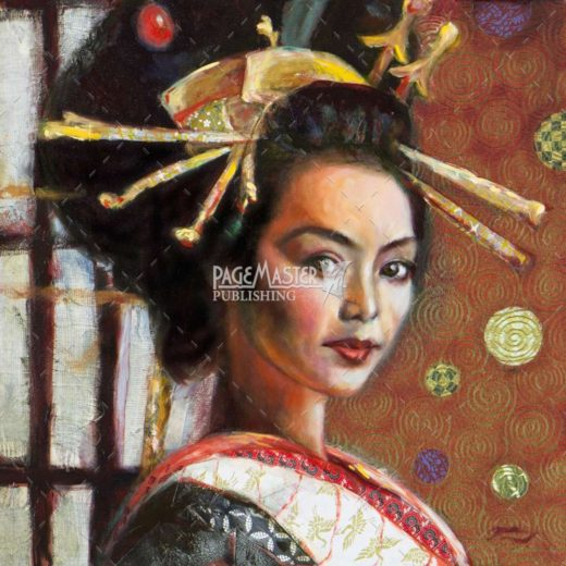 Geisha by Jun Toyama on PageMaster Publishing