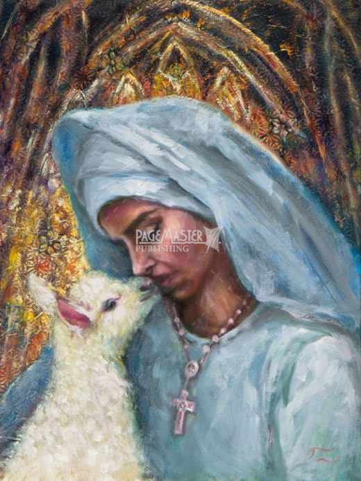Lamb Of God by Jun Toyama on PageMaster Publishing