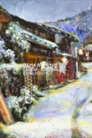 Snow Village by Jun Toyama on PageMaster Publishing