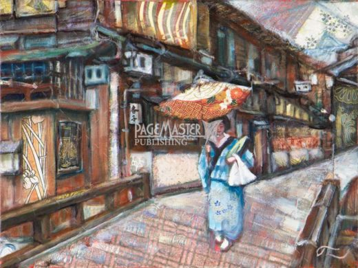 Umbrella by Jun Toyama on PageMaster Publishing