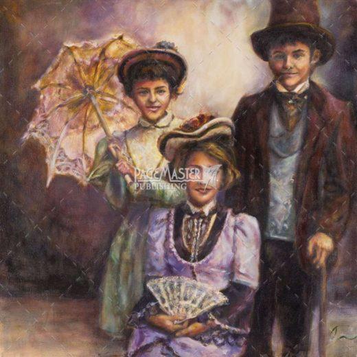 Victorian Times by Jun Toyama on PageMaster Publishing