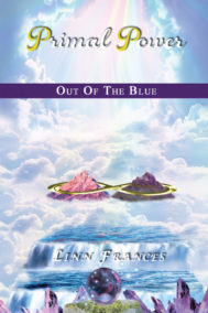 Out of The Blue by Linn Frances Front Cover