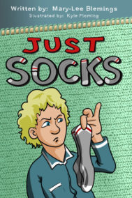 Just Socks by Mary-Lee Blemings Front Cover