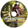 living the drean by verna polachuk, associated with martina keast front cover