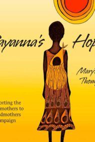The front cover of Rayanna's Hope, by MaryBelle Thompson
