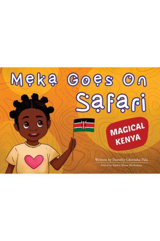 meka goes on safari by asili kids full cover