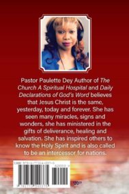 The Church: A Spiritual Hospital, by Pastor Paulette Dey