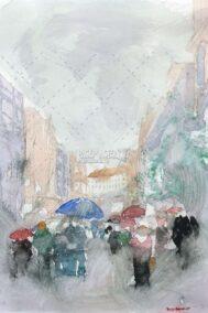 Grafton Street Dublin by Phil Gagnon on PageMaster Publishing