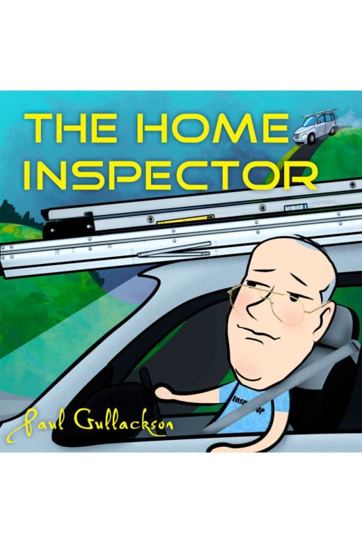 the home inspector by paul gullackson full cover
