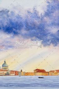 San Palo Sunset by Phil Gagnon on PageMaster Publishing