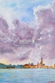 St. Mark's Square Sunset by Phil Gagnon on PageMaster Publishing