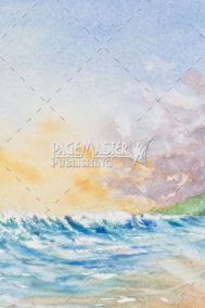 Sunset Sailing by Phil Gagnon on PageMaster Publishing