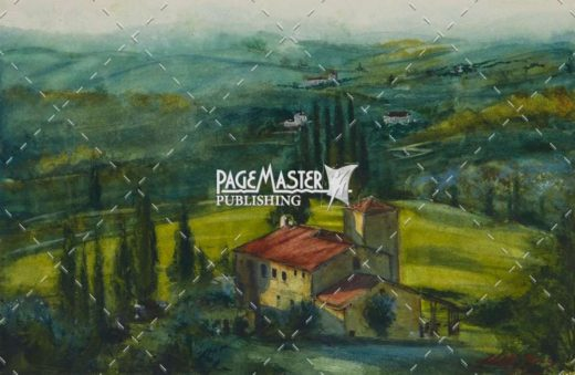 Tuscany Dreams by Phil Gagnon on PageMaster Publishing
